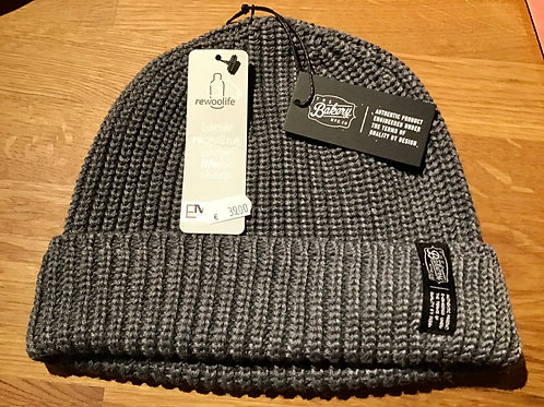 Beanie grey (by The Backery Mfg Co)