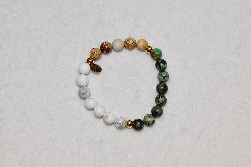 Trio Beaded Bracelet