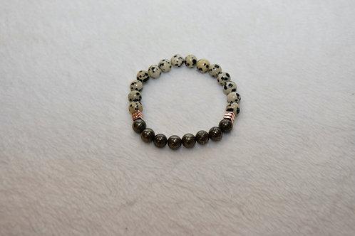 Duo Beaded Bracelet