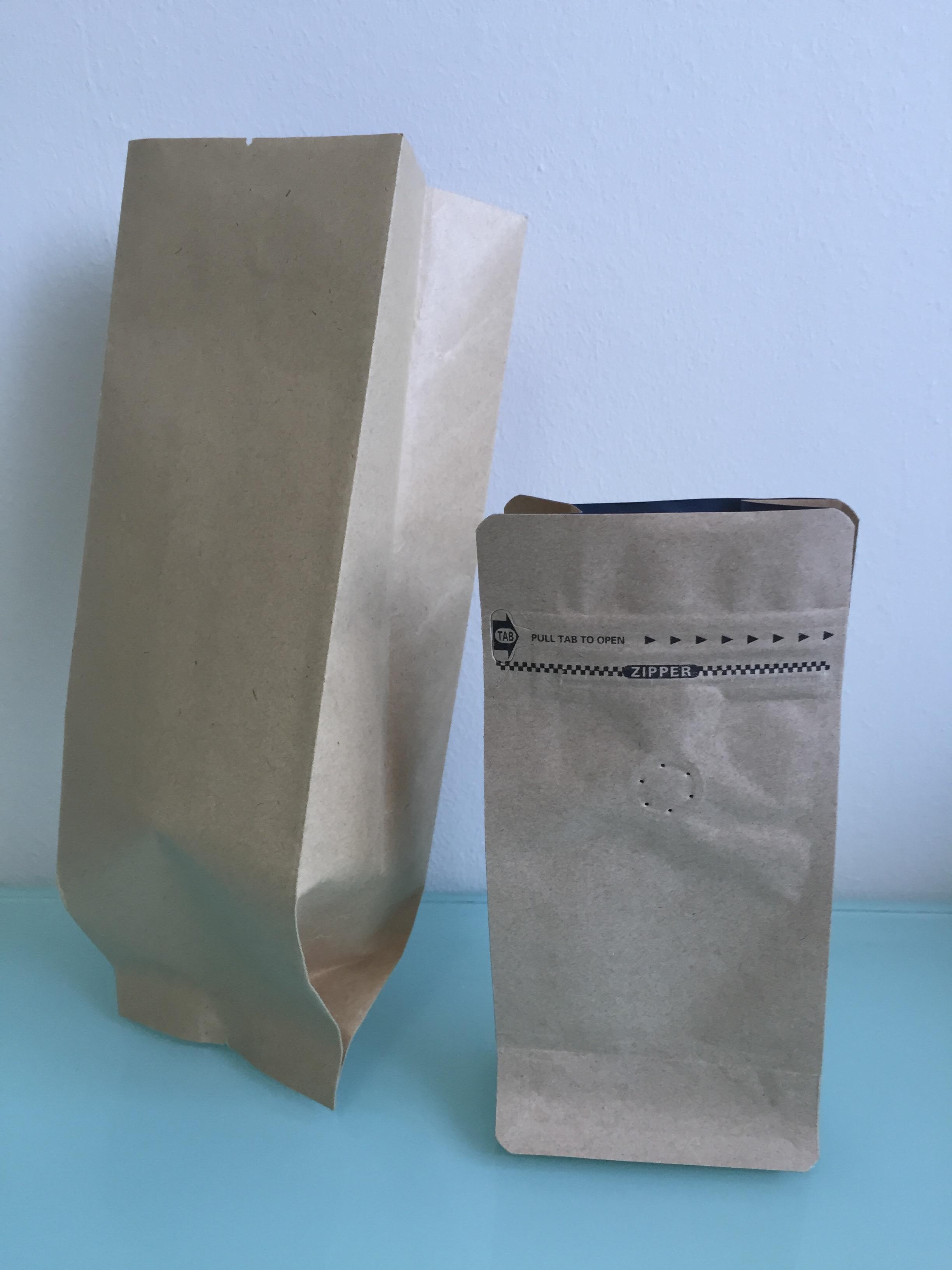 Laminted Kraft + Aluminum foil