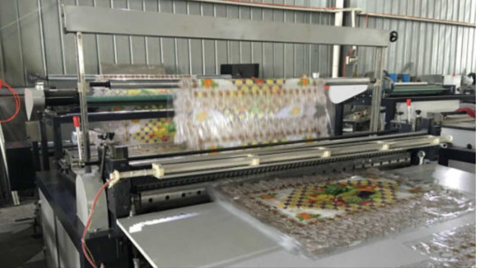 Plastic Film Cutting Machine