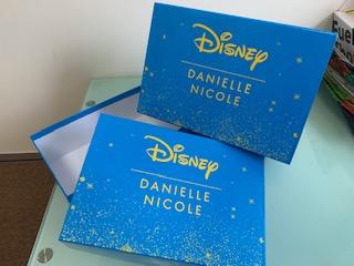 Disney Rigid box