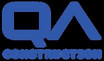 QA Logo - Solid Blue - Large - Border...png