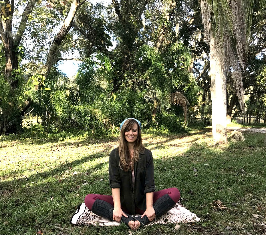 Butterfly Pose Yoga for Winter