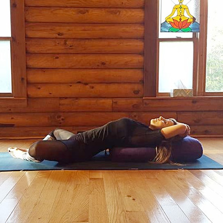 Cooling + Calming Yin Yoga Sequence for Summer