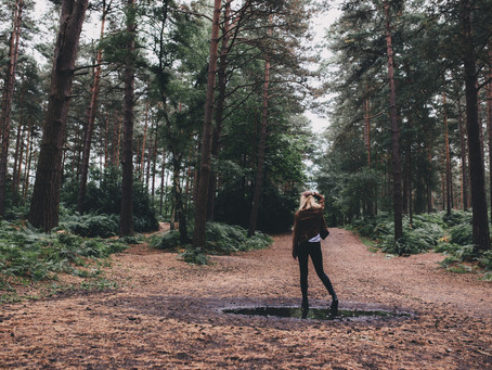 Forest Portraits: How to Boost Your Confidence In Front of The Camera