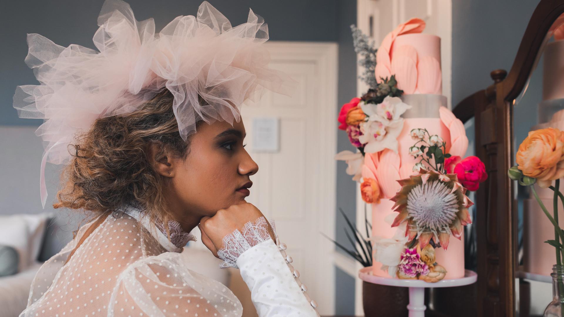 Modern Contemporary Wedding at Deer Park Hotel, Honiton, Devon.