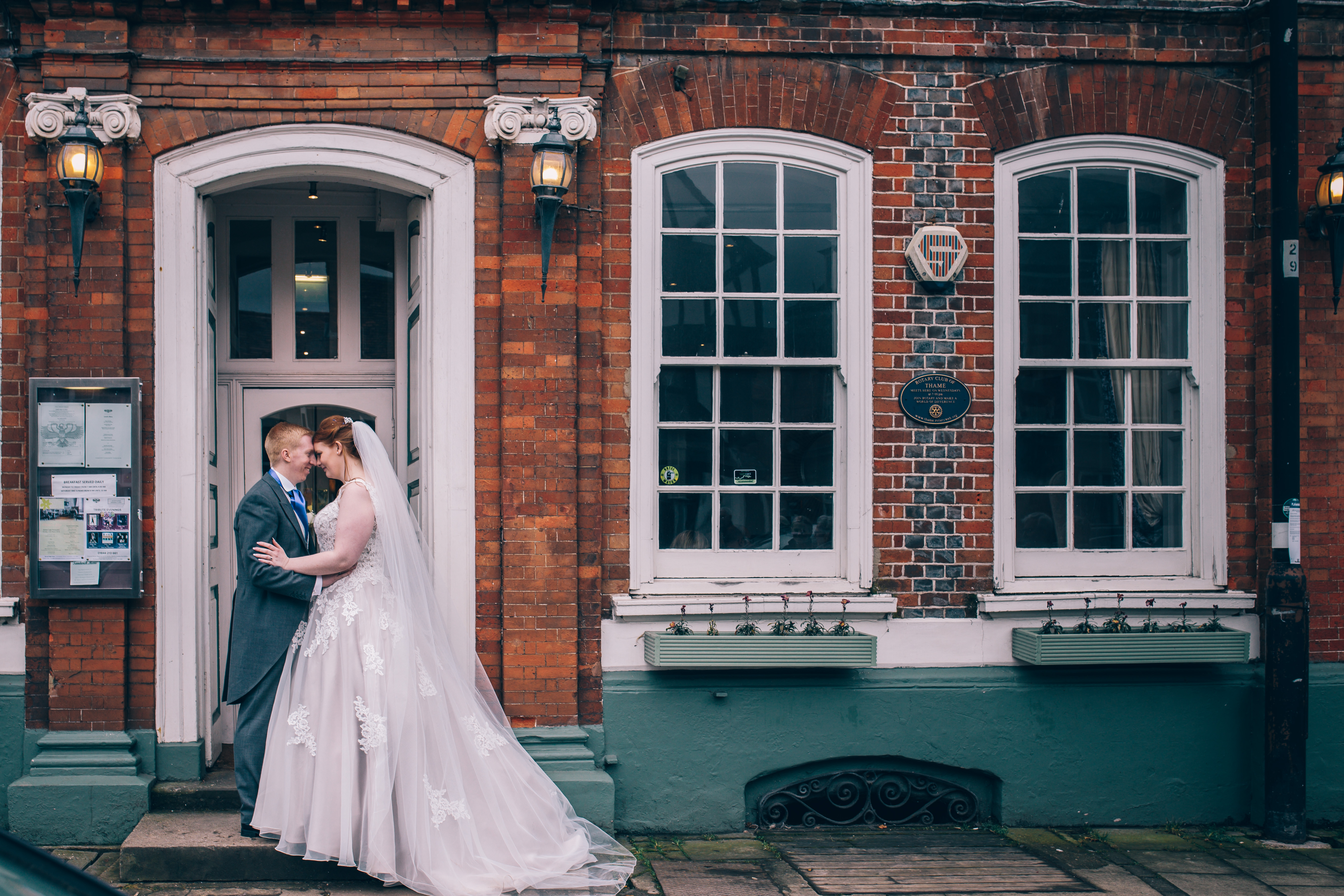 Oxfordshire Traditional Wedding