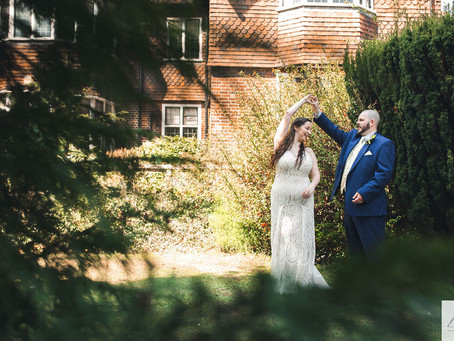 Poppy and Elliot: An Elopement