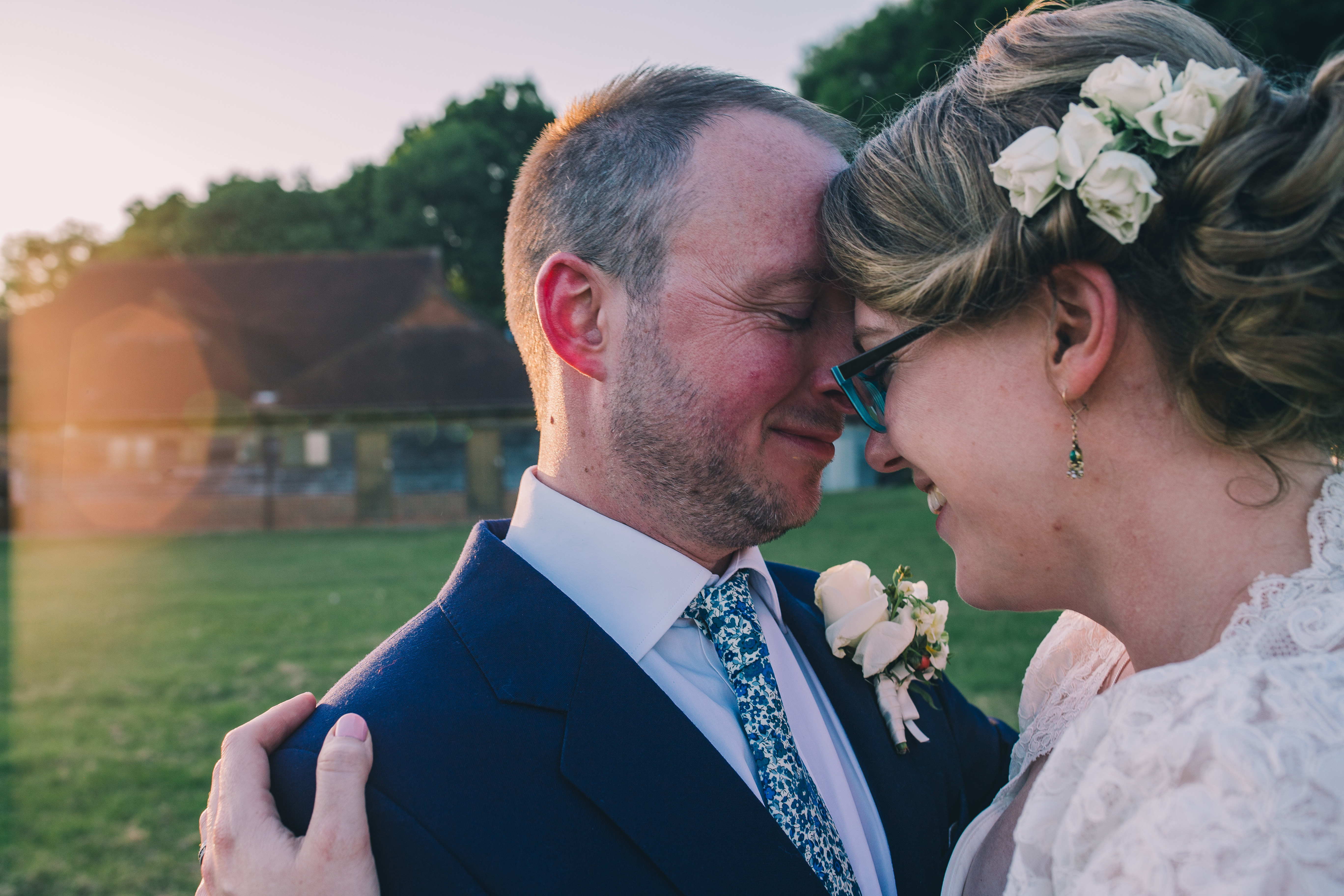 Sussex DIY Wedding