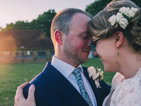 J & M - A Royal DIY Wedding in Sussex