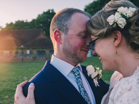 J & M - A Royal DIY Wedding in Sussex