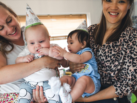 An NCT Half-Birthday Party!
