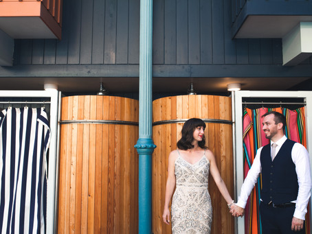 Kirsty and Robbie: A Lockdown Micro-Wedding!