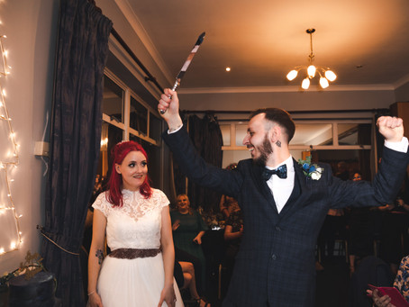 Jake + Mary: A Celestial Wedding in Essex and Kent