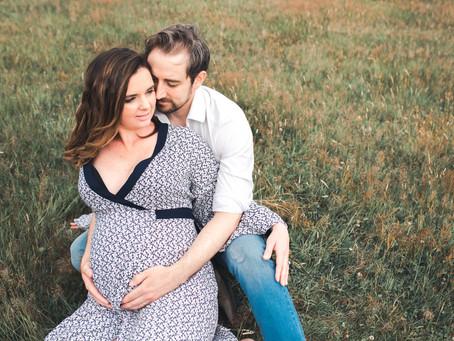M+A Summer Maternity Shoot