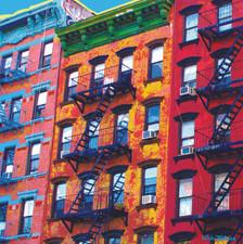 NYC Facades