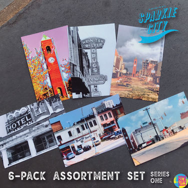 Series One Post Card Set