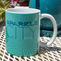 big CITY Spartanburg Mug