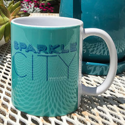 big CITY Spartanburg 11oz Mug