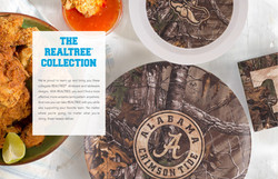 Collegiate Realtree Pages