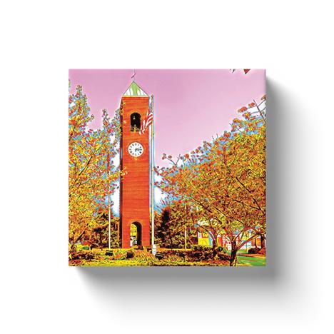 Spartanburg Clock Tower 12x12