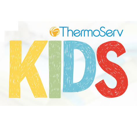 ThermoServ Kids™ Logo