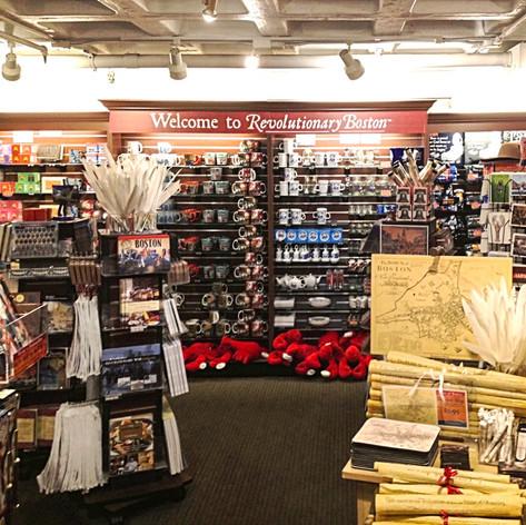 Quincy Market Museum Store Boston