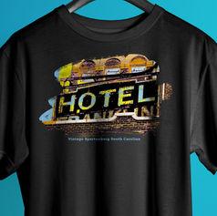 HOTEL Vintage T-Shirt