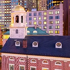 Historic Faneuil Hall Boston