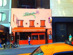 NYC Street Peach