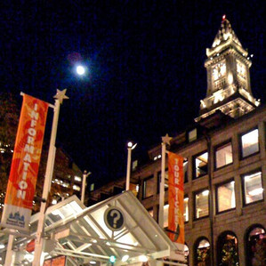 Faneuil Hall Marketplace Information Center