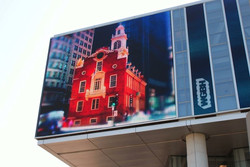 WGBH Boston Studios Billboard