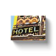 Hotel Franklin Vintage 5x7