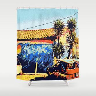 Surf Shop Shower Curtain.jpeg