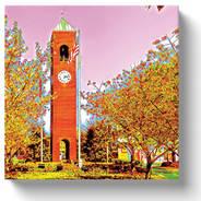 Spartanburg Clock Tower 24x24