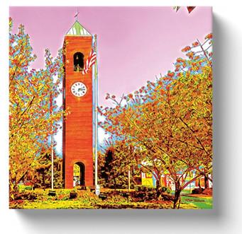 Clock Tower Spartanburg