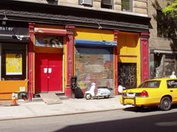 Greenwich Village Vespa