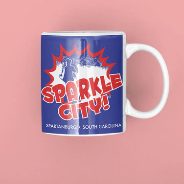 Sparkle City POP 11oz Mug