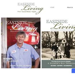 Eastside Living Magazine Website