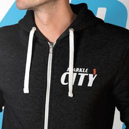 Sparkle City Snaps Bolt Design