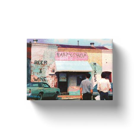 Party Shop Vintage  12x16