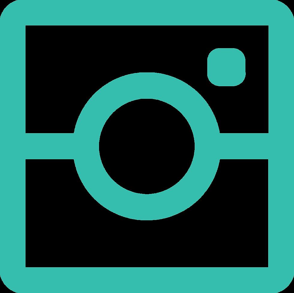 Instagram, logo, 02 NTD Blue