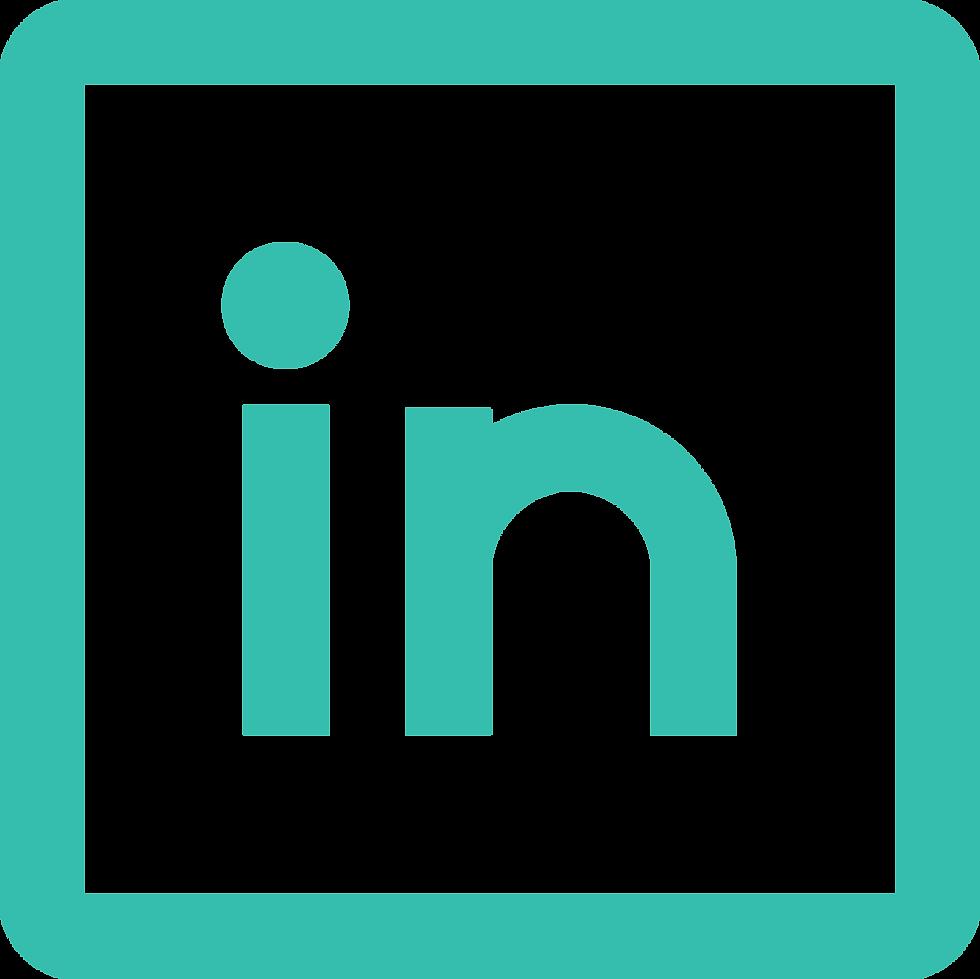 Linkedin, logo NTD blue
