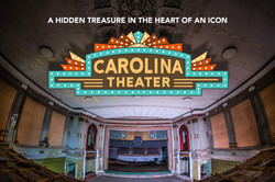 Carolina Theater Mailer 1 Front