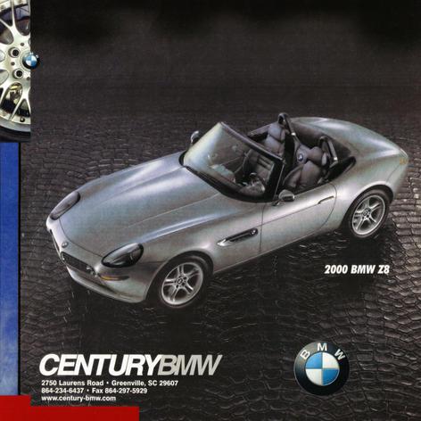 CenturyBMW Spec Ad