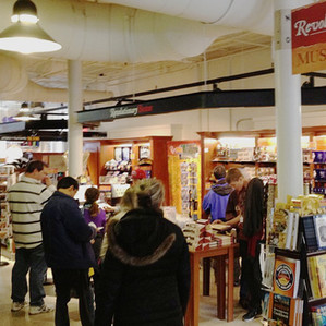 AFTER Historic Faneuil Hall Museum Store