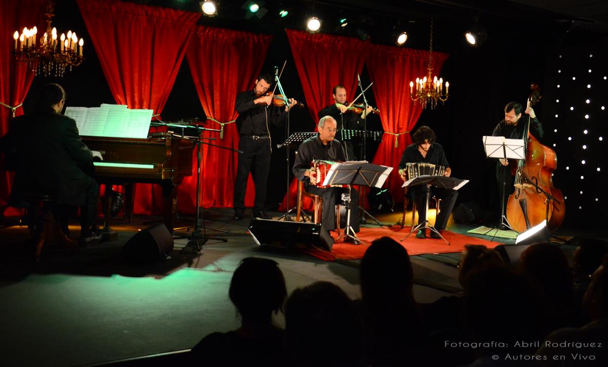 Ciclo Tango - Orquesta de Montevideo