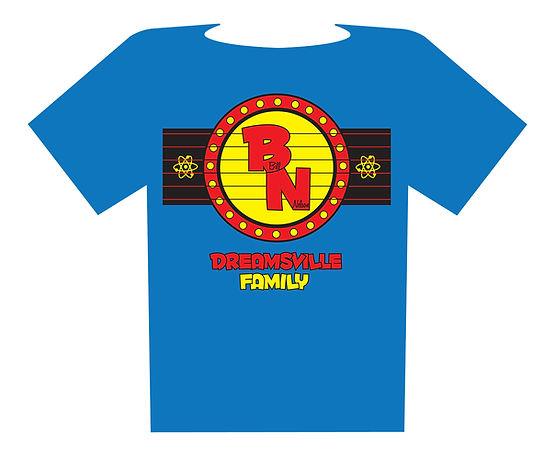 Bill Dreamsville tshirts dreamsville fam
