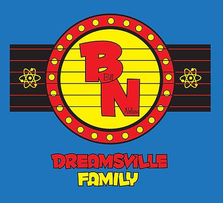 Bill Nelson Dreamsville Family Shirtweb.